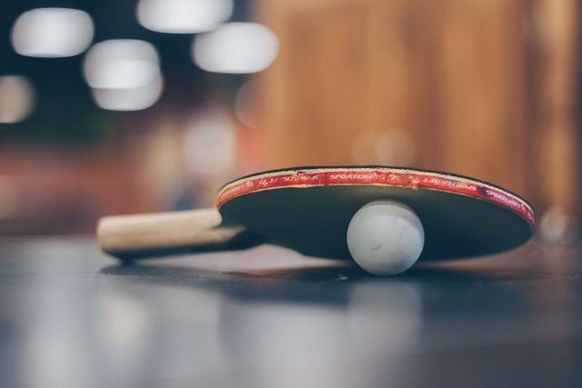 Ping-pong instead of traditional tech interviews