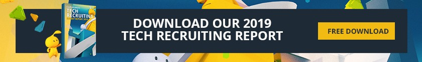Download our tech recruiting report