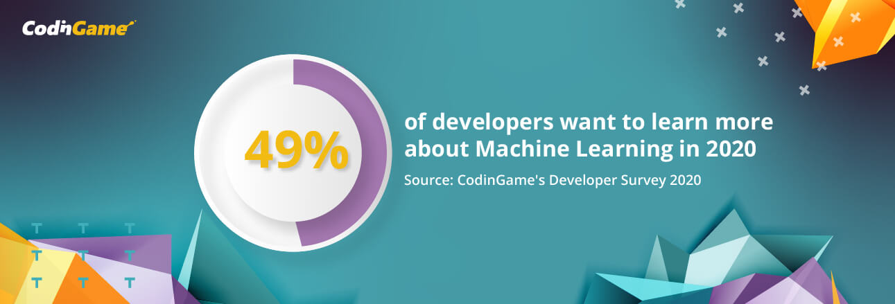 Developers want to learn more about Machine Learning