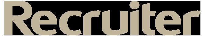 Recruiter UK logo