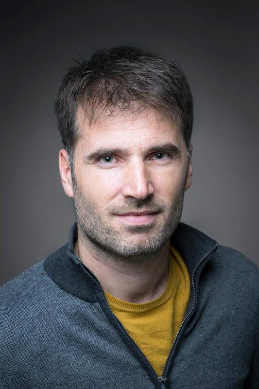 Photo Nicolas Antoniazzi, CTO et Co-fondateur de CodinGame