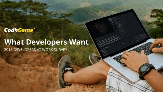 what developer wants
